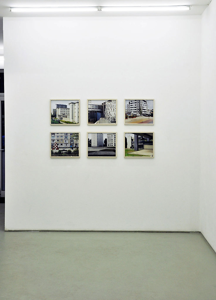 2010, Gallery Loris, Berlin